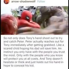#infinitywar #spiderman #ironman #tonystark #peterparker #irondad #spiderson #RDJ #tomholland Funny Marvel Memes, Dc Memes, Avengers Memes, Marvel Jokes, Marvel Avengers, Captain Marvel, Captain America, Avengers Imagines, Avengers Actors