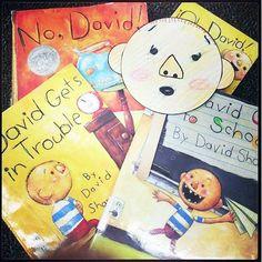 No David Activities and Quick Freebies - make emotion masks