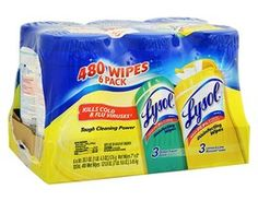 Boxed Wholesale - Cleaning & Laundry