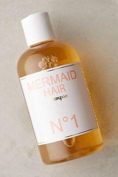 Mermaid Shampoo - anthropologie.com