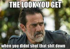 The Walking Dead #negan #twd