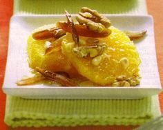 insalata di arance orientale