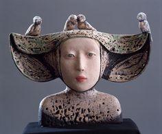 alaaddinsmagiclamp:  Camille VandenBerge | Sculptures, zoe