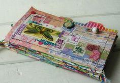 handmade journal by Jennibellie