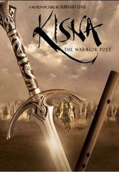 isna: The Warrior Poet is a triangular love tale of Kisna (Vivek Oberoi), a revolutionary poet, Katherine (Antonia Bernath) and Lakshmi (Isha Sharvani), set in pre-independent India. Kisna befriends Katherine and saves her from a mob of nationalists which include his own uncle and brother. Katherine's father is a ruthless British collector who is the root cause of this movement. Kisna is engaged to Lakshmi who is deeply and possessively in love with him.