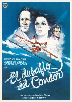 "El desafío del Cóndor (1980) ""Cloud Dancer"" de Barry Brown - tt0080545"