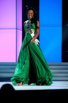 Miss South Africa 2011 Bokang Montjane