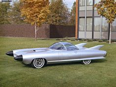 Cadillac Cyclone Concept - 1969