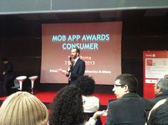 iDotto è tra i finalisti dello #SMAU Mob App Award 2013, uno dei più prestigiosi premi italiani dedicati alle nuove tecnologie!*** iDotto is among the finalists in the SMAU Mob App Awards 2013, one of the italian most prestigious awards for the new technologies.
