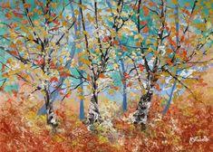Landscape Paintings, Landscapes, Pastel, Gifts, Vestidos, The Originals, Canvases, Acrylic Art, Pintura