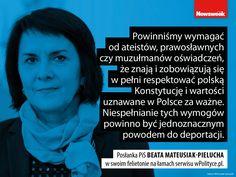 Beata Mateusiak- Pielucha cytaty tygodnia