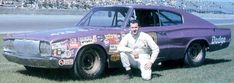 #12 LeeRoy Yarbrough's Dodge Charger (circa 1967)
