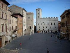 #Piazza del Popolo - Todi, Umbria