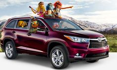 It's here! The #Toyota #SuperBowl commercial with the #Muppets! Click the picture to see the #video