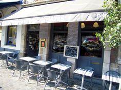 L'Entree des Artistes - Brussels center/ Sablon, Belgian cuisine