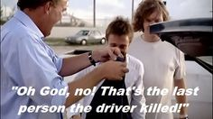 Since we learned all Camaro drivers are murderers, of course.