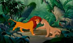 ONE OF MY FAVORITE SCENES OF THE LION KING!!!!!!!!!!!!!!