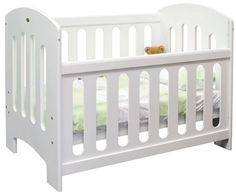 The Slimline cot has been designed with simplicity in mind. With the 2 stage dropside mechanism it boasts old fashioned construction with modern style. Cots, Baby Furniture, Melbourne, Bed, Modern, Design, Home Decor, Style, Swag