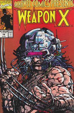 Marvel Comics Presents #79 - Weapon X Part 8