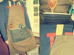 Borgorosa: TUTORIAL APRON MEN