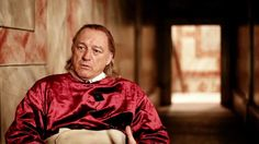 John Doman interview about his role in Borgia. Wonderful actor.