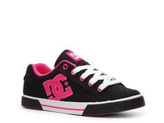 DC Shoes Chelsea Skate Sneaker Women's Sneakers Women's Shoes - DSW. I NEED THESE SHOES LIKE NOW!!