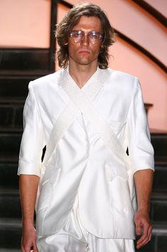 monsieurcouture:  Arnaldo Ventura S/S 2012   Em breve nova coleção na Casa de Criadores 05/06.