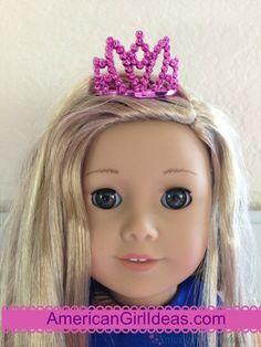 American Girl Tiara