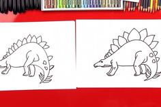 Art for kids hub. How to draw..