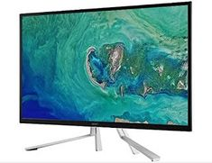"""""""Features & Benefits"""" ...Acer LED ET322QK wmiipx 4K UHD 3840x2160 16:9 4ms 10M:1 HDMI/DP White Retail"""