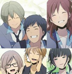 ReLife anime