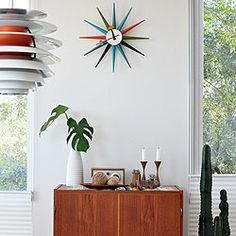Great Mid-Century blog with lots of house tours