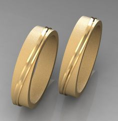 Wedding Ring Pics, Wedding Ring Sets Unique, Engagement Rings Couple, Couple Rings Gold, Gold Rings, Couple Ring Design, Alternative Wedding Rings, Gold Ring Designs, White Gold Wedding Bands