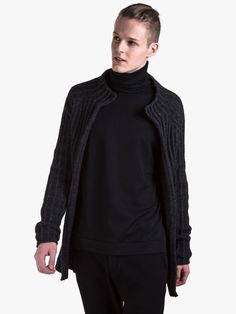 hannibal collection Cardigan Mathis