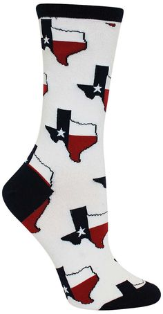 Texas Socks from The Sock Drawer