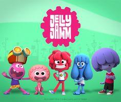 Jelly Jamm (cd)