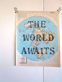 DAY 6 The World Awaits