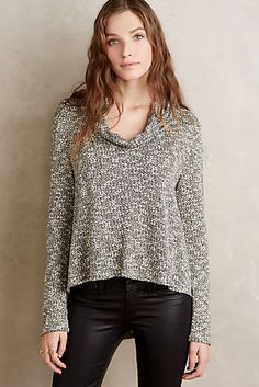 Cowled Calista Pullover