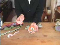 Kari Mecca - Whimsy Sticks Demo - YouTube
