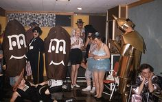 M and M and Wizard Lady  by the owls go, via Flickr