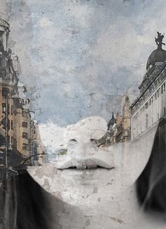 Madrid by Antonio Mora Double Exposure Digital Collage, Collage Art, Digital Art, Collage Photo, Double Exposure Photography, Art Photography, Photomontage, Photoshop Art, Art Visage