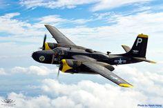 Douglas A-26 Invader Organization: Commemorative air Force – Invader Squadron Photo Credit: Kevin Hong