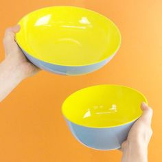 #NewIn! Our Canary & Sky Serving Bowls from @bitossihome comes in Wide & Deep!  Head over to our Facebook page where you can win yourself one until Friday good luck! x