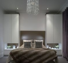 Roundhouse bespoke bedroom furniture