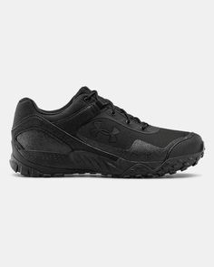 Men's UA Valsetz RTS 1.5 Low Tactical Boots, Black Boys Shoes, Men's Shoes, Top Basketball Shoes, Archery Accessories, Army Clothes, Running Shops, English Men, Underwear Shop, Hiking Shoes