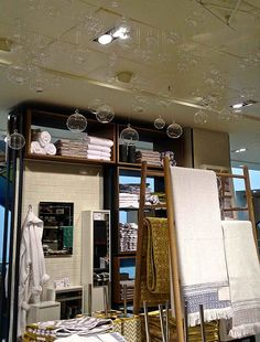 VM choice: John Lewis Oxford Street's refurbished home departments - Retail Design World