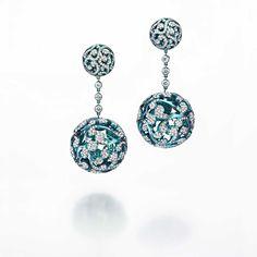 CIJ International Jewellery TRENDS & COLOURS - Earrings by Tarditi