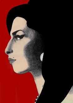 Amy Winehouse Fan Art