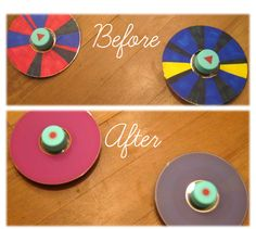 Easy to Make–Spinning Toys