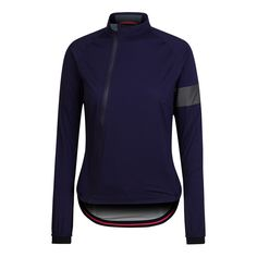 Rapha, Women's Rain Jacket - Modern cut, asymmetric zipper, undeniable style.